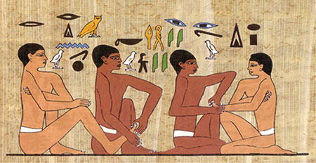 egypte-reflexolgy