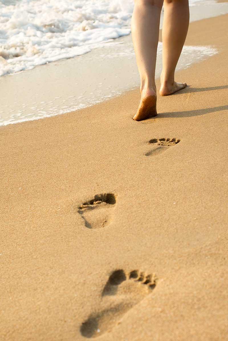 pieds-plage
